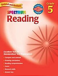 Spectrum Reading, Grade 5 (Paperback)
