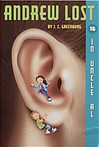 Andrew Lost #16: In Uncle Al (Paperback)