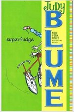 Superfudge (Paperback)