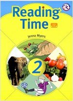 Reading Time 2: Student Book (Paperback + CD 1장)