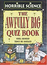 The Awfully Big Quiz Book (Paperback)