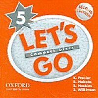 Lets Go: 5: Audio CD (CD-Audio, 2 Revised edition)