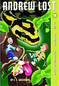 Andrew Lost #15: In the Jungle (Paperback)