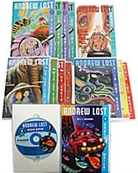 Andrew Lost #1 ~ #12 세트 (Paperback 12 + Tape 2개 + Audio CD 8장)