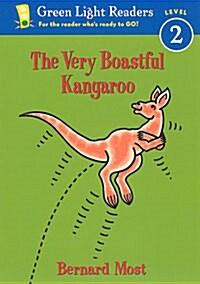 [중고] The Very Boastful Kangaroo (Paperback, 1-Simul)