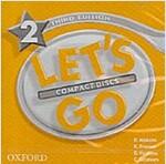 (3판)Let's Go 2: Audio CDs (CD 2장, 3rd)