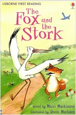 The Fox and the Stork (Paperback)
