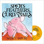 Pictory Set Pre-Step 42 : Spots, Feathers, and Curly Tails (Paperback + Audio CD)