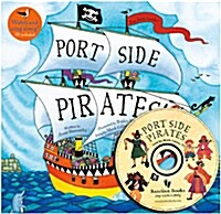 노부영 세이펜 Port Side Pirates (Paperback + CD)