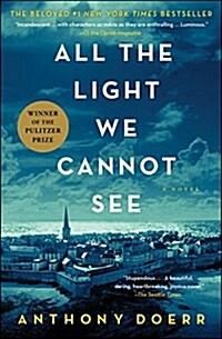 [중고] All the Light We Cannot See (Paperback)