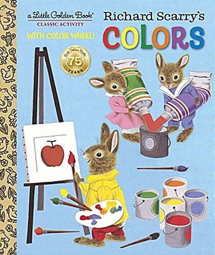 Richard Scarrys Colors (Hardcover)