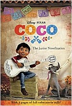 Coco: The Junior Novelization (Disney/Pixar Coco) (Paperback)