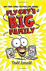 Fly Guy's Big Family (Fly Guy #17), Volume 17 (Hardcover)