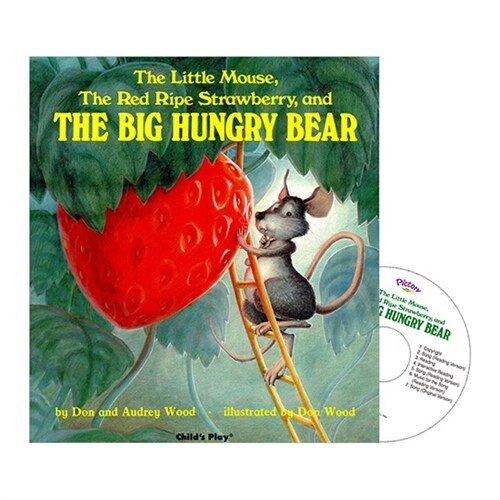Pictory Set 1-10 / The Big Hungry Bear (Paperback + CD)