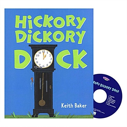 Pictory Set PS-09 / Hickory Dickory Dock (Book, CD)