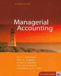 Managerial Accounting (2nd)