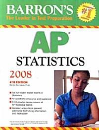 Barrons AP Statistics (Paperback, 4th)