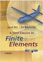 A First Course in Finite Elements (Paperback)