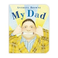 My Dad (Board Book, 영국판)