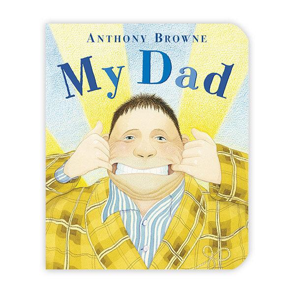 My Dad (Board Book, 영국판)