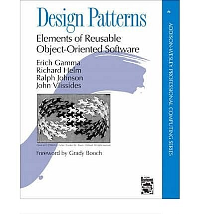 Design Patterns : Elements of Reusable Object-Oriented Software (Hardcover)