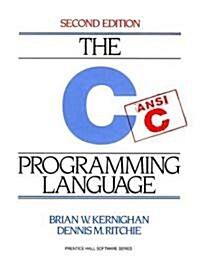 [중고] C Programming Language (Paperback, 2)