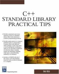 C++ standard library practical tips 1st ed