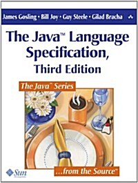 The Java Language Specification (Paperback, 3)