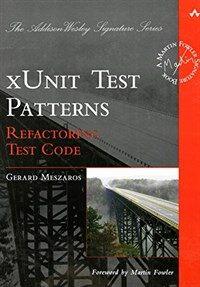 xUnit test patterns : refactoring test code