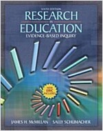 Research In Education (Hardcover, 6th)