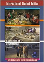 Economics of Development (6th Edition, Paperback)