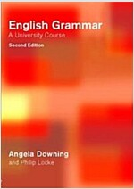 English Grammar: A University Course (Paperback, 2)