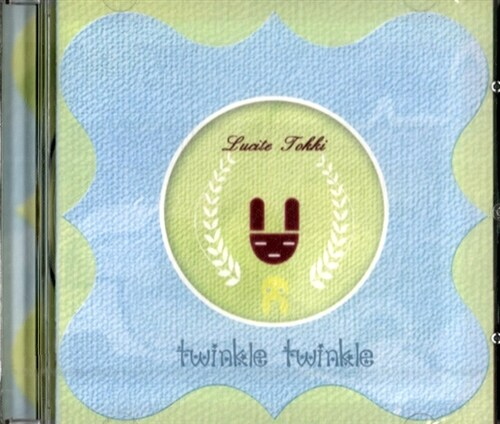 Lucite Tokki (루싸이트 토끼) 1집 - Twinkle Twinkle [재발매]