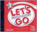 (3판)Let's Go 1: Audio CDs (CD 2장)