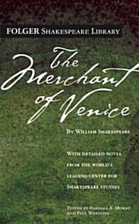 The Merchant of Venice (Mass Market Paperback)