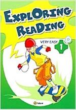 Exploring Reading Very Easy 1 (Paperback + CD 1장)