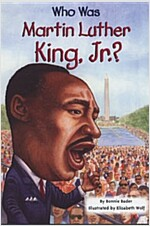 Who Was Martin Luther King, Jr.? (Paperback)
