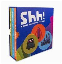 Shh!: A Chris Haughton Boxed Set (Board Book 3권)