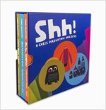 Shh!: A Chris Haughton Boxed Set (Board Book 3권)