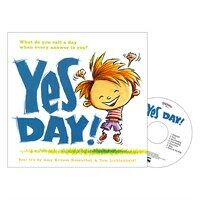 Pictory Set PS-51 / Yes Day! (Paperback + Audio CD)