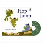 Pictory Set 1-09 / Hop Jump (Paperback, Audio CD, Step 1)