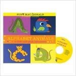 Pictory Set IT-22 / Alphabet Animals (Paperback, Audio CD, Infant & Toddler)