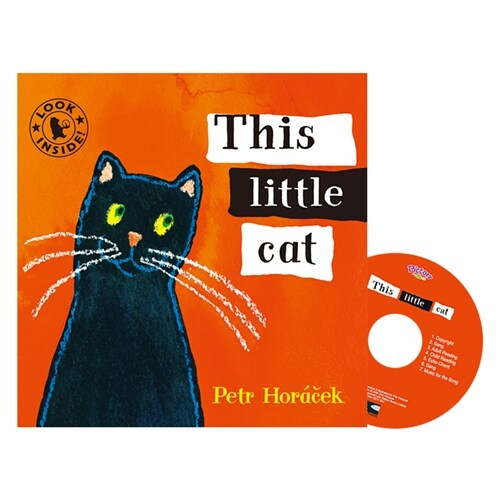 Pictory Set IT-19 / This Little Cat (Paperback, Audio CD, Infant & Toddler)