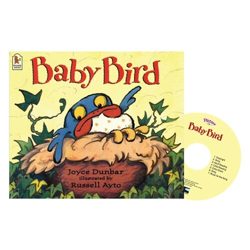 Pictory Set PS-56 / Baby Bird (Paperback, Audio CD, Pre-Step)