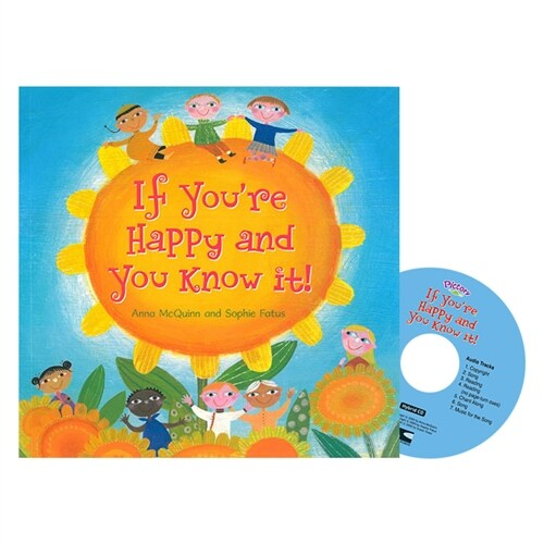 Pictory Set PS-59(HCD) / If Youre Happy and You Know It (Hardcover, Hybrid CD, Pre-Step)
