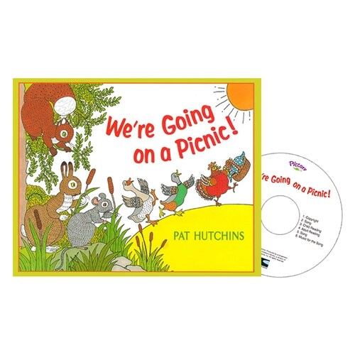 Pictory Set PS-38 / Were Going on a Picnic! (Paperback, Audio CD, Pre-Step)