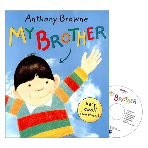 Pictory Set 1-06 / My Brother (Paperback, Audio CD, Step 1)