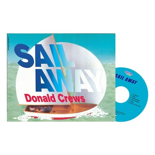 Pictory Set 1-12 / Sail Away (Paperback, Audio CD, Step 1)