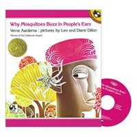 Pictory Set Step 3-25 : Why Mosquitoes Buzz in People's Ears (Paperback + Audio CD)