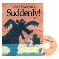 Pictory Set 2-01 / Suddenly! (Paperback + Audio CD)